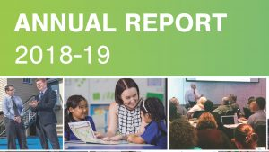 2018-19 Annual Report Announcement