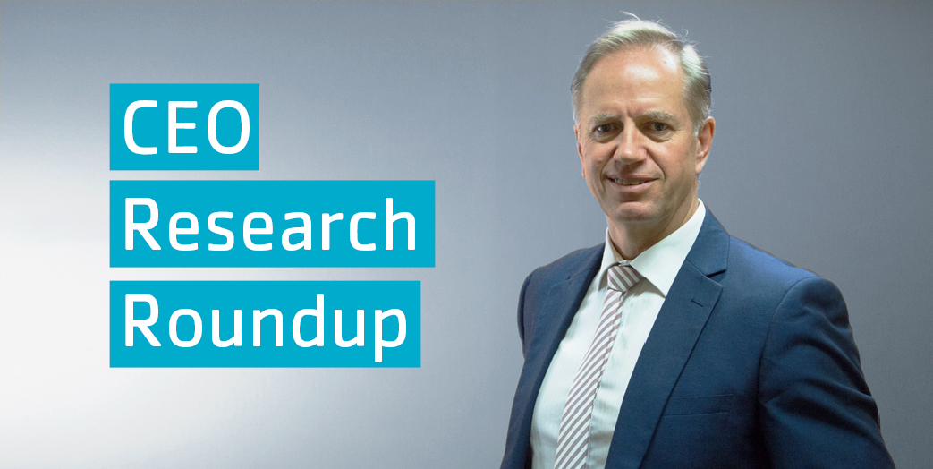 CEO Research Roundup