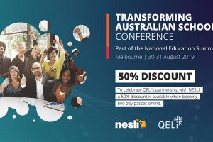 Transform Yourself and Your School – National Education Summit: 50% Discount on Registration