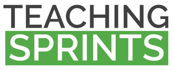 Teaching Sprints Logo